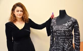Yapay zeka ile parfüm üretip giysi tasarlıyor