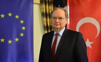 AB Türkiye Delegasyonu Başkanı Berger, İran ile ABD arasındaki gerilimi değerlendirdi: