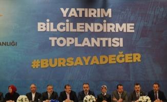 AK Parti Bursa İl Başkanlığınca