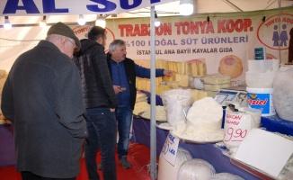 Ataşehir'de Yöresel Ürünler ve Marka Fuarı açıldı