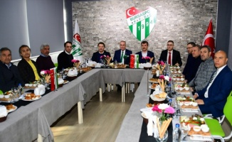 BPFDD, Bursaspor'a destek için 160 forma aldı