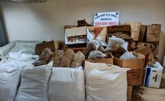 Bursa'da kaçak tütün operasyonu