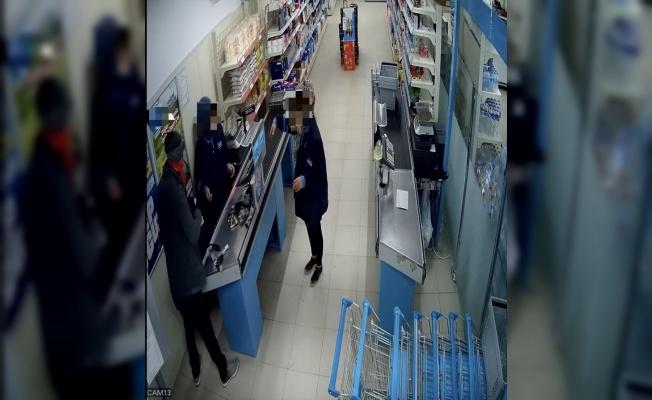 Bursa'da market çalışanlarını gasbeden şüpheli İstanbul'da yakalandı