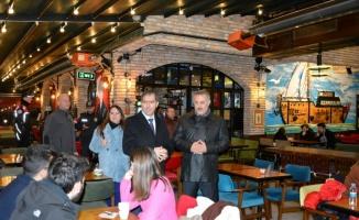 Edirne'de iş yerlerinde