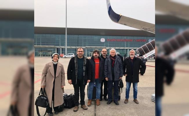 Elazığ-Malatya depremi için SAÜ'den araştırma grubu görevlendirildi