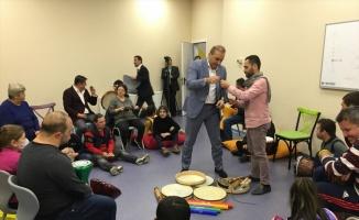Fatih'te engelli çocuklar için etkinlik