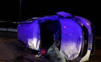 Fatih'te zincirleme trafik kazası: 6 yaralı