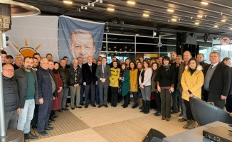 Hayrabolu'da AK Parti delege seçimleri yapıldı