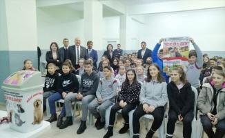 Hayrabolu'da okullara