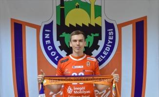 İnegöl Belediyespor, İsveçli voleybolcu Gustavsson'u transfer etti