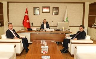 İŞKUR'dan, Başkan Çiftçi'ye ziyaret