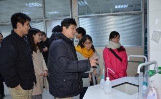 Japonya Niigata Üniversitesinden NKÜ'ye ziyaret