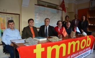 Jeoloji Mühendisleri Odası Balıkesir'in deprem master planının yapılmasını istedi