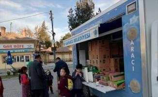 Kapaklı Belediyesi, depremin yaşandığı Elazığ'a