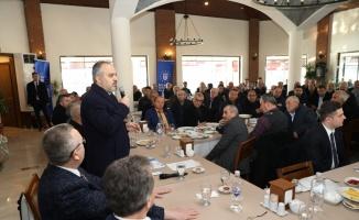 Karacabey ve Mustafakemalpaşa'ya 400 milyon liralık yatırım