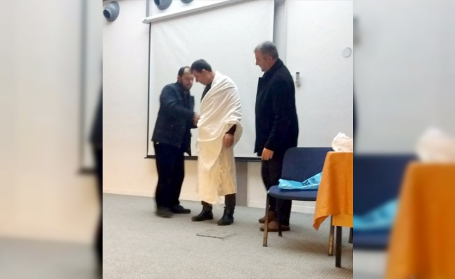 Karamürsel'de umre semineri yapıldı