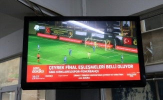 Kırklareli'de Fenerbahçe heyecanı yaşanıyor