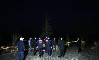Planörden atıldığı iddia edilen 6 çantada uyuşturucu madde bulundu