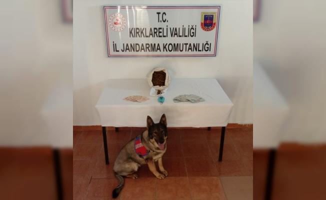 Kırklareli'nde uyuşturucu operasyonunda 5 şüpheli yakalandı