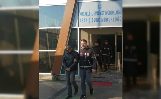 Çayırova'da 24 ton alüminyum kablo çaldıkları iddiasıyla yakalanan 4 şüpheli tutuklandı