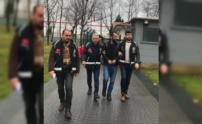 Kocaeli'de uyuşturucu ticaretinden 28 yıl hapis cezası bulunan hükümlü yakalandı