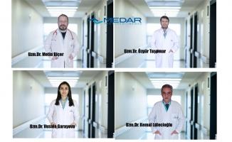 Medar Hastanesi Gebze hekim kadrosunu güçlendirmeye devam ediyor