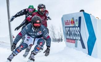 Red Bull Ice Cross'ta ABD etabını Croxall ve Trunzo kazandı