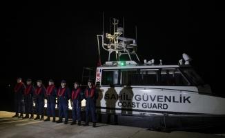 Sahil Güvenlik personeli