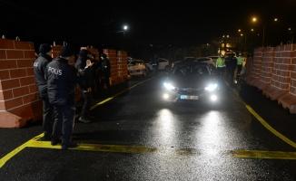 Sakarya'da güvenlik güçleri yeni yılı görevleri başında karşıladı