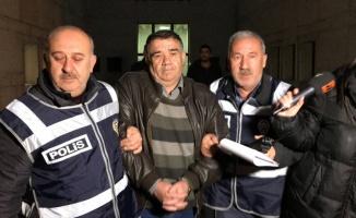 Samsun'da yaşlı kadını yakarak öldürdüğü iddiasıyla Bursa'da yakalanan zanlı tutuklandı
