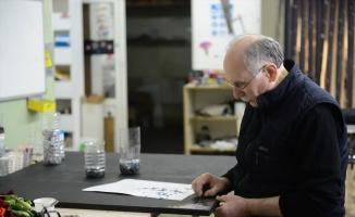 Sanayi atıkları usta ellerde sanat eserine dönüşüyor