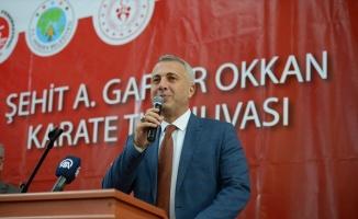 Şehit Ali Gaffar Okkan adına Sakarya'da karate turnuvası düzenlendi