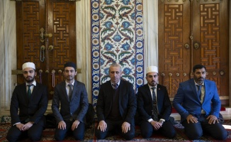 Selimiye Camisi'nde