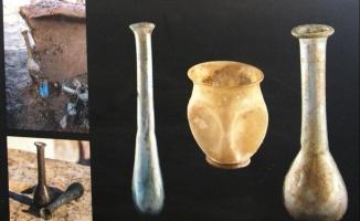 TANAP çalışmalarında açığa çıkan 247 tarihi eser Bandırma'da sergileniyor