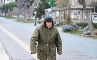Tekirdağ'da soğuk hava etkili oluyor