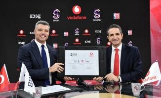 Vodafone ve Saran Group, sporda güçlerini birleştirdi