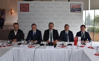 """""""Yeniden Büyük Bursaspor Kampanyası""""nda hedef, 216 bin forma satışı"""