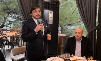 Adalet Bakan Yardımcısı Zekeriya Birkan'dan arabuluculuk açıklaması