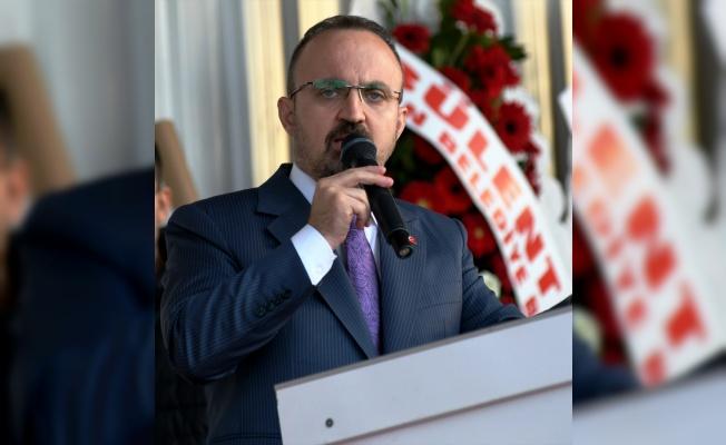 AK Parti Grup Başkanvekili Turan, Yenice'de fabrika açılışına katıldı