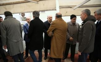 AK Parti Kocaeli Milletvekili Fikri Işık'ın halası Mevlüde Çelik defnedildi