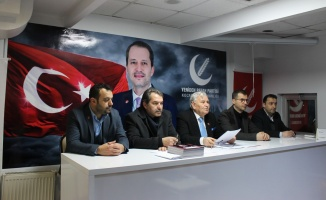 Aras: AK Parti hükümetinin selası okundu