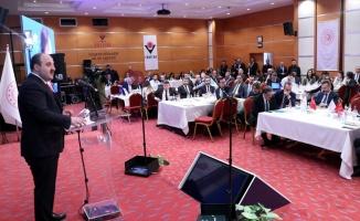 Bakan Varank, Gebze'de Ulusal Yapay Zeka Stratejisi Çalıştayı'na katıldı