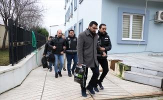 Balıkesir merkezli FETÖ operasyonunda yakalanan 24 şüpheli serbest bırakıldı