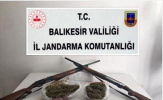 Balıkesir'de uyuşturucu operasyonu: 7 gözaltı