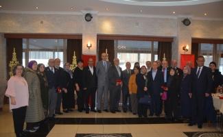 Bandırma ve Erdekli Kıbrıs gazilerine madalya tevcih töreni