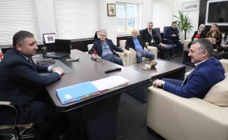Başkan Büyükakın: AK Parti'nin mayasında ahde vefa vardır