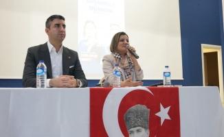 Başkan Hürriyet 'Başarmak mümkün mü?' adlı konferansta konuştu
