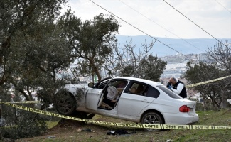 Çalınan aracının peşine düşen iş adamının 2 şüpheliden birini öldürdüğü iddiası