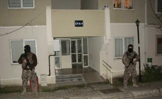 Çanakkale merkezli 5 ilde suç örgütü operasyonunda 23 kişi yakalandı