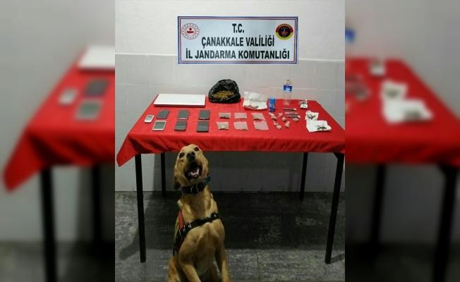 Çanakkale'deki uyuşturucu operasyonunda 7 kişi yakalandı